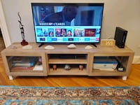 Entertainment center (Two items for $400)