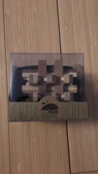 Bamboo brain puzzle Guelph