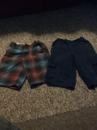 Boys shorts all size 6. $2 each or take all for $10 Cambridge, N3H 2K2