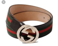 Gucci belts (leather) Toronto, M4H 1L7