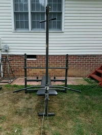 Adjustable Bench with Lat Pulldown  Richmond, 23234
