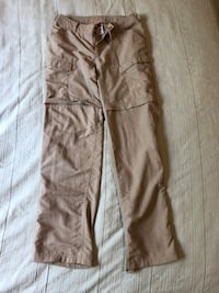 North Face Pants/Shorts (women 6 long) Santa Maria, 93455