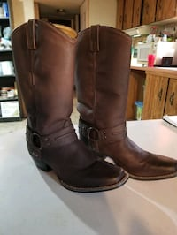 Smokey Mountain Cowgirl Boots Size 7.5 Del City, 73115