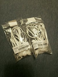 Two unopened Samsung Headphones (Came with S5-S7)