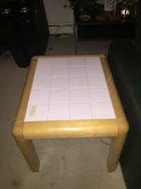 End tables tile top two units 10 each  Ridgefield, 06877