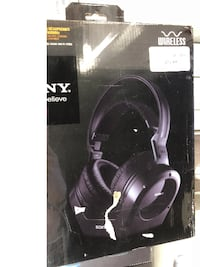 Sony MDRRF970RK Wireless Stereo Headphones  San Leandro