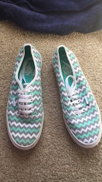 Chevron Vans : size 9 Havelock, 28532