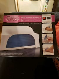 Uv lamp for nails Chevy Chase, 20815