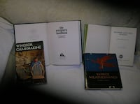Four (4) Books on Misc. Topics