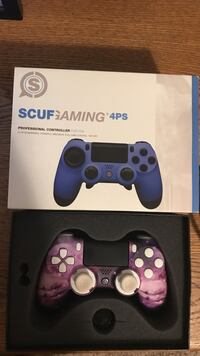 Newest version of the controller comes with all the features. Removable paddles and thumb sticks, trigger stops, and military grip. Cost me over $220 maybe more. No trade cash only obo