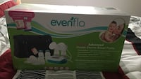evenflo breast pump  Tracy, 95391