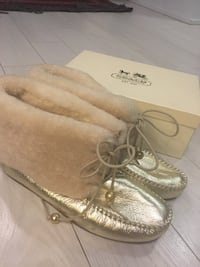 Authentic coach loafers ladies size 11 Brand New Toronto, M2N