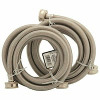 Stainless steel fill hose kits for washer Ottawa, K2J 0V4
