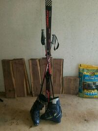 Atomic Skis with boots and polls 500 obo Alexandria, 22309