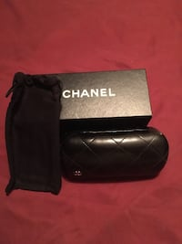 Chanel glass case  Toronto, M6P 2R1