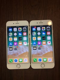 Two gold iPhone 6s Dayton, 45410