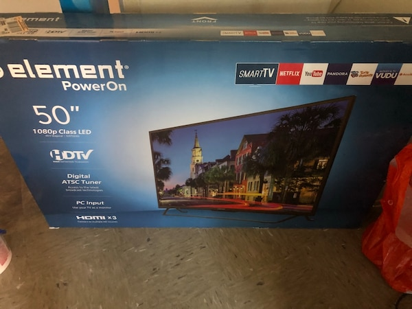 Element 50 inch LED Smart TV