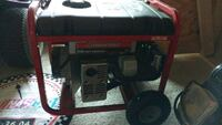 black and red portable generator Chesapeake, 23320