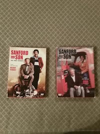 Season one and two of Sanford and Son Bowling Green, 42104