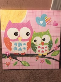Owl poster  Bellflower, 90706