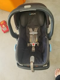 Uppa baby infant carseat