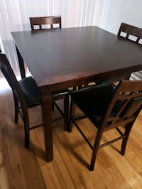 Dining room table with 4 chairs Laurel, 20707