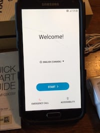 Samsung S5 Neo cell phone- $250 Mississauga