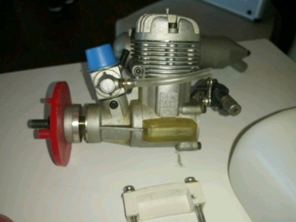 O S  rc airplane engine