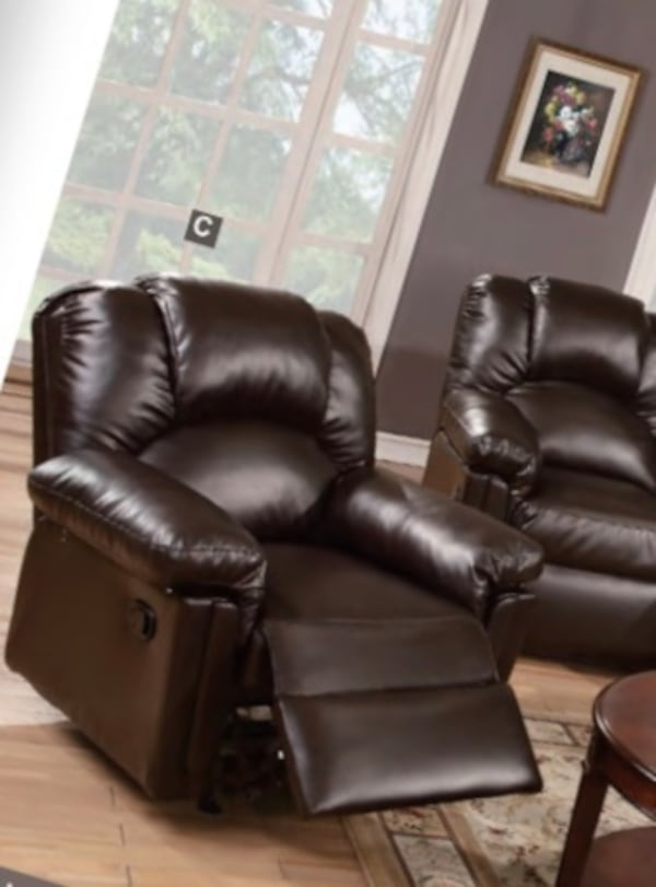Recliner. Reclinable leather   13c503d3-ced8-48a6-8432-5a28266a8b46