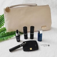 LANCOME Beauty Set (6 pcs + 1 Free Lancome Bag)