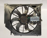 Engine Cooling Fan Assembly, BMW E46 South El Monte