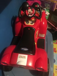 Mickey Mouse motor 4 wheeler