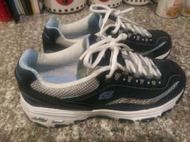 Sketches Sports Shoe- Size 8- $10.00
