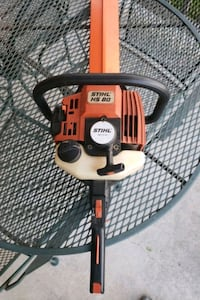 Stihl HS 80 COMMERICAL TRIMMER Front Royal, 22630