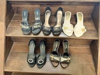 Variety of heels $20 for all Edmonton, T5T 3J7