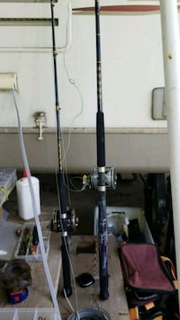 fishing rods and reels Belleview, 34420