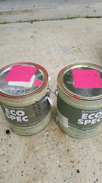 2 gallons neon pink paint Houston, 77073