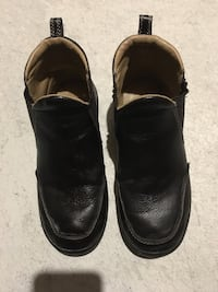 SIZE 2 - GAP Leather shoes (Dark brown) Very comfortable Excellent Condition