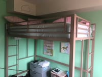 Loft bed for sell