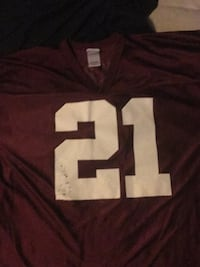 Sean Taylor 21 Jersey - good condition Arlington, 22204