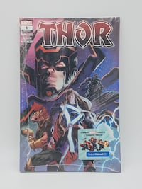 Thor #1 Walmart Exclusive Variant Donny Cates (2020) 3Pck.   Burbank, 60459
