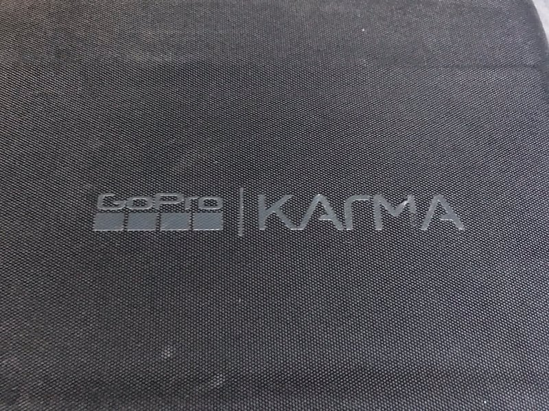 Karma drone with go pro cámara and stabilizer  f3e18db6-e2e7-4152-94df-6230f01c65d2