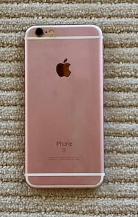 Rose gold iphone 6s plus Newport Beach, 92660