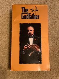 VHS tapes The Godfather