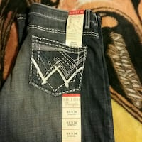 black True Religion denim jeans Great Falls, 59404