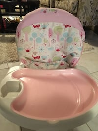 Baby and toddler feeding chair and booster seat Toronto, M9M 1C5