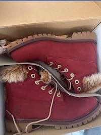 Boots with fur Wilmington
