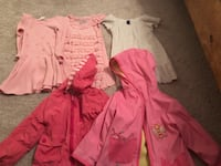 Girls 2t clothes lot Georgetown, L7G 6M6