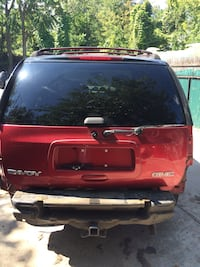 Envoy rear hatch  New York, 10314