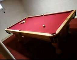 Donnelley Billiards Pool Table